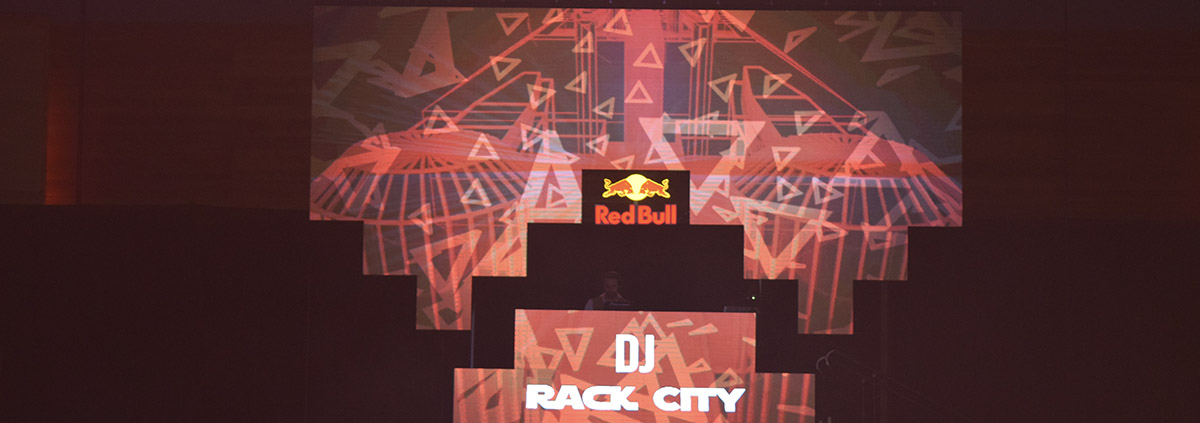 led screen rentals in detroit at a dj event